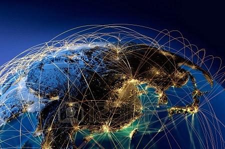 17934852-altamente-detallado-planeta-tierra-en-la-noche-con-los-continentes-en-relieve-iluminados-por-la-luz-